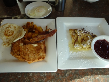 Breakfast at Margaret's in Fairhaven, MA