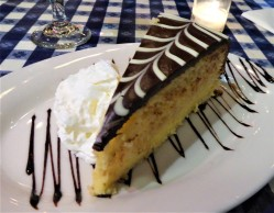 Boston Cream Pie... an old standy-by