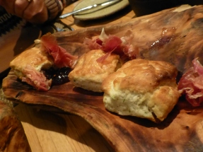 Husk: Ham and Biscuits