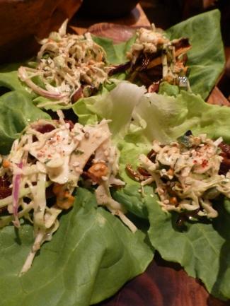 Husk: Pig's Ear Lettuce Wraps