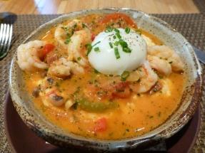 Husk: Shrimp & Grits