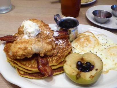 Breakfast at Tupelo Honey, Virginia Beach