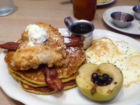 Breakfast at Tupelo Honey, Virginia Beach