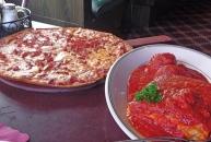 Pizza dn Lasagna at Riccardi's