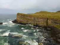 The view from Dunluce