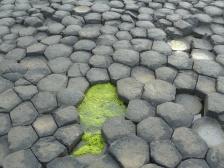 A footprint of Finn McCool's?