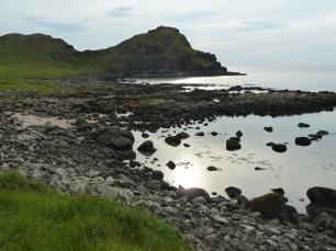 Dusk on the Antrim Coast