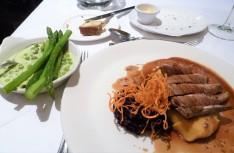 Dinner at BK... not Burger King!