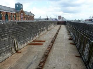 The Titanic's Drydock