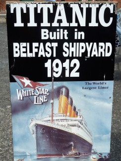 Birthplace of the Titanic