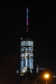 The World Trade Tower