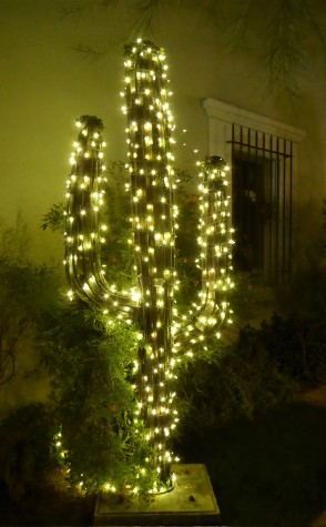 Christmas Improvisation in Scottsdale, Arizona