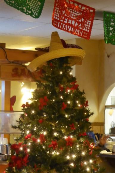Senor Christmas Tree