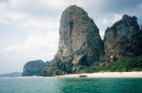 Ao Nang Beach near Krabi
