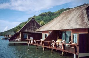 my overwater bungalo