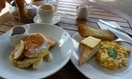 Another beautiful breakfast in Sydney