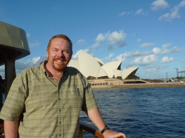 Matt Sydney Ferry
