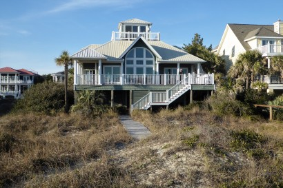 Our getaway home on the Isle of Palms