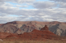 The Mexican Hat formation