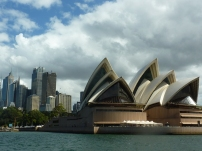 The much-photographed Opera House