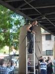 Street performer/arcobat