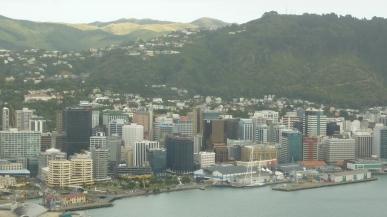 Downtown Wellington