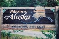 Alaska... at last!