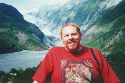 Glaciers in Fiordland