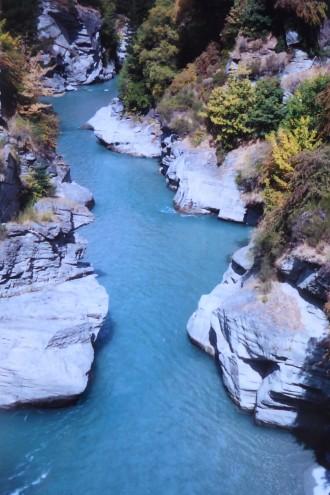 River near Queenstown