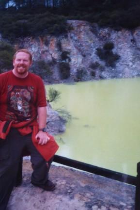 Matt and the Green Lake