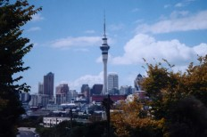 Downtown Auckland