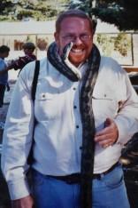 My python neck-tie