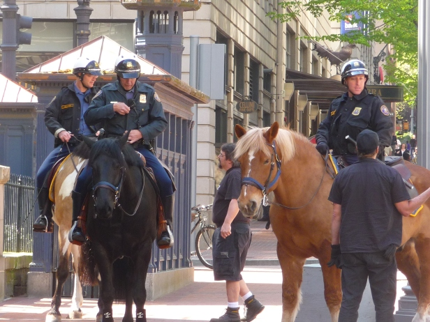 Some of Portland's finest...