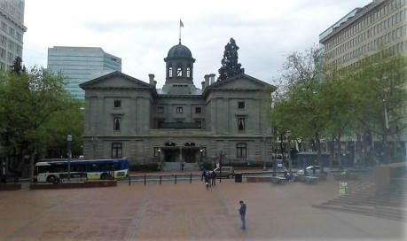 Pioneer Square Courthouse