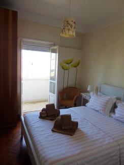 Cheerful bedroom