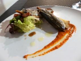 Restaurante Ti'Ascenção - sardines