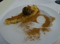 Cinnamon Plum Torte