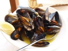 Mussels, Fisherman Style
