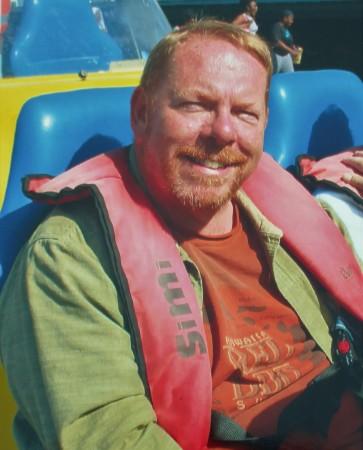 Matt on board