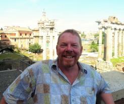 Matt in Rome
