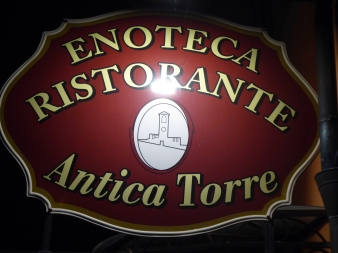 Antica Torre... the old tower