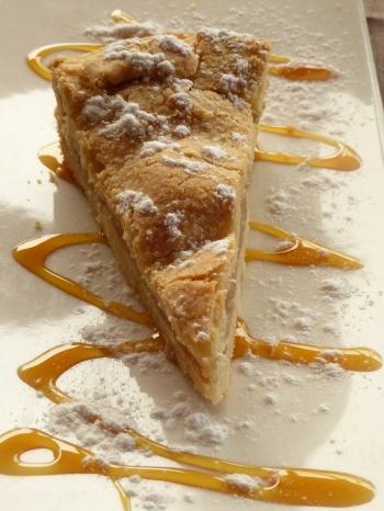 As Italian as apple pie...