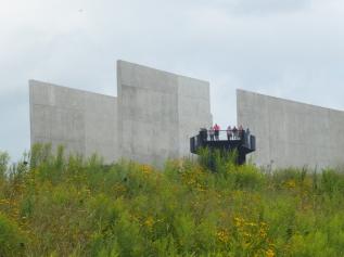 The Visitor's Center Observation Deck