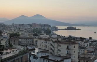 Last morning in Napoli