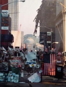 Ground Zero, October 2001