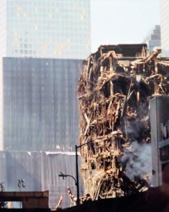 Lower Manhattan, October, 2001