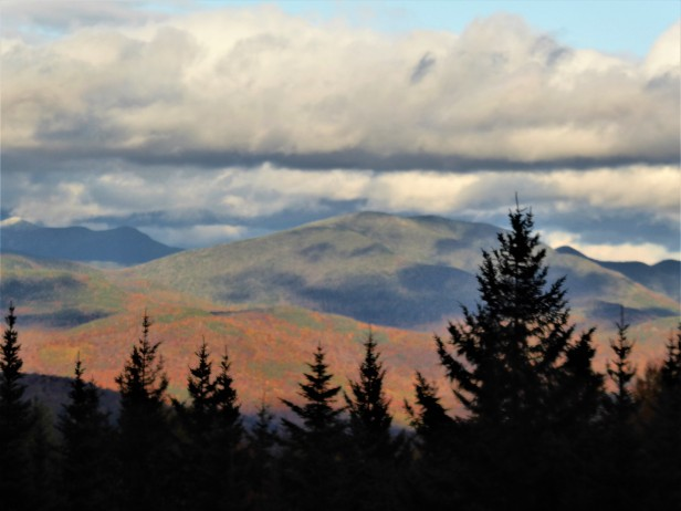 The White Mountains of NH
