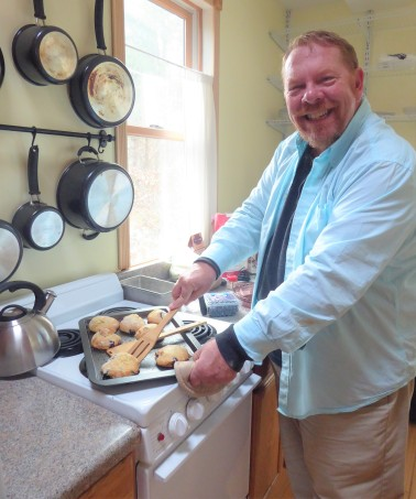 The mad scone maker