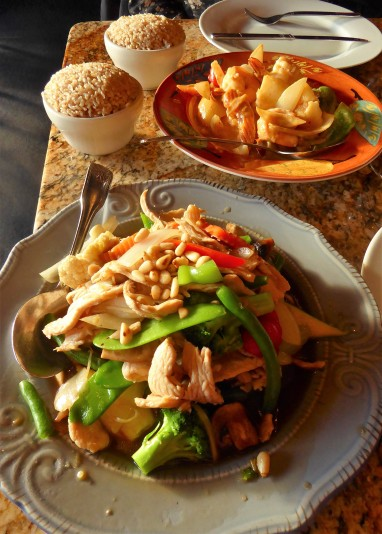 Thai food at Brown Sugar