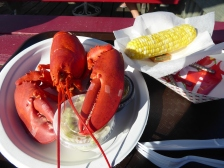 The Perfect Lunch in Maine